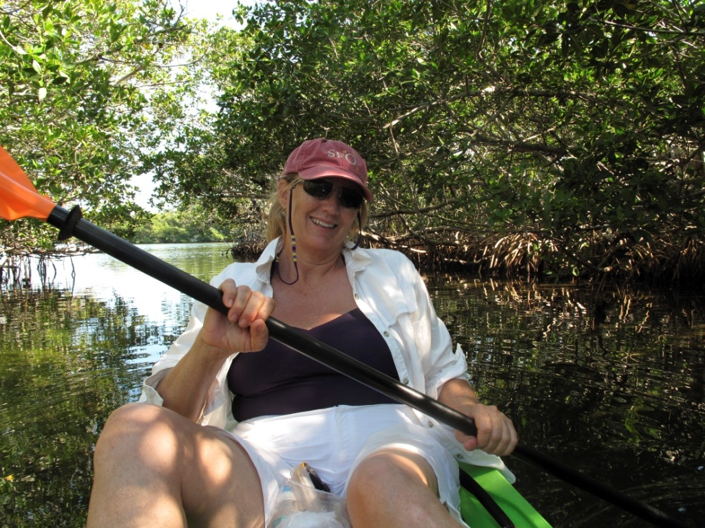 Florida Keys Kayaking - from Dana Roth & Linda Meacher