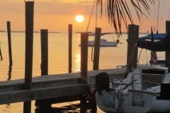 Another Beautiful Key Largo Sunset by Karen & Jonathan Hunnisett