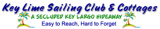 Key Lime Sailing Club and Cottages Logo