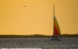 Key Lime Sailing Club Sunset Cruise